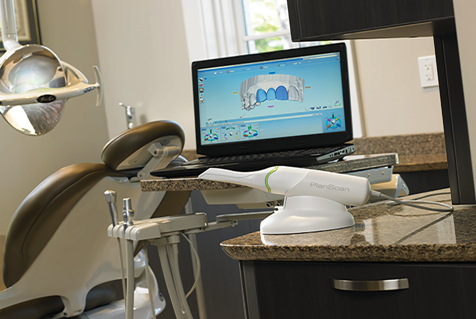CAD/CAM Technology Deliver quality dentistry faster and allow more time for patient care