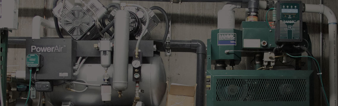 Mechanical Room Reliable performance your practice can count on every day.