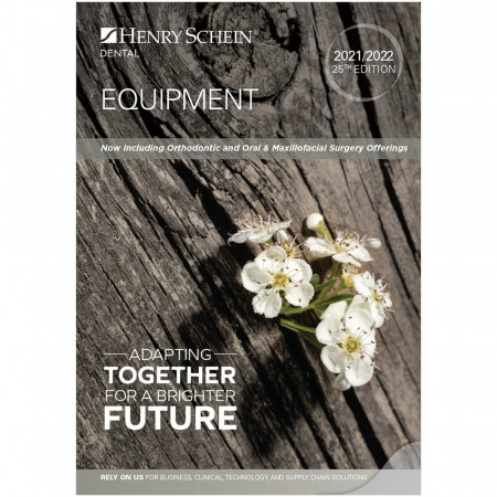 Henry Schein Equipment Print Catalog - Distributed by Henry Schein