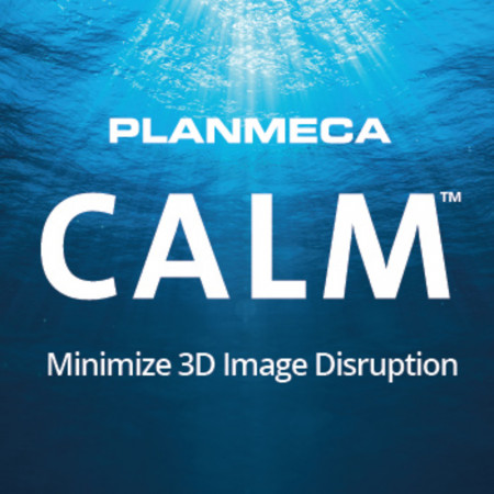 Planmeca CALM™ (Correction Algorithm for Latent Movement) - Distributed by Henry Schein