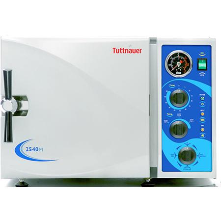 Tuttnauer 2540M - Distributed by Henry Schein