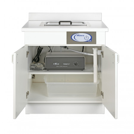 L&R Ultrasonics SweepZone® 360R Ultrasonic Cleaning System - Distributed by Henry Schein