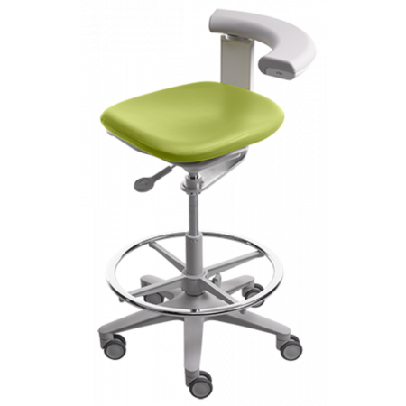 A-dec 522 Assistant Stools - Distributed by Henry Schein