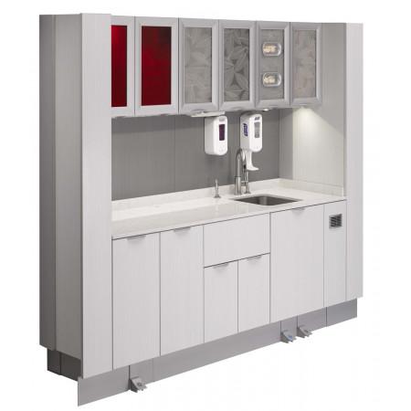 A-dec Inspire Sterilization Center - Distributed by Henry Schein