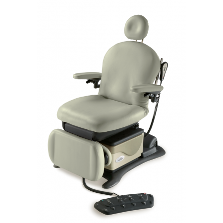 Midmark 641 Barrier-Free® Oral Procedure Chair - Distributed by Henry Schein