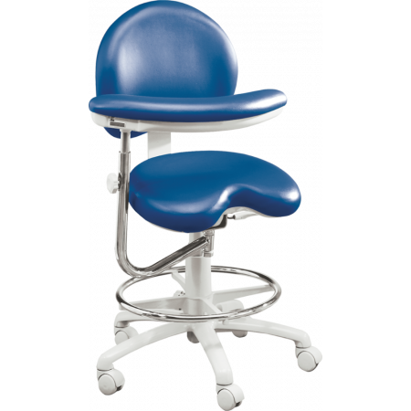 Brewer Company 9000 Series Assistant Stool - Distributed by Henry Schein