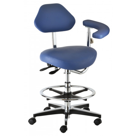 Royal A2160 Assistant Stool - Distributed by Henry Schein