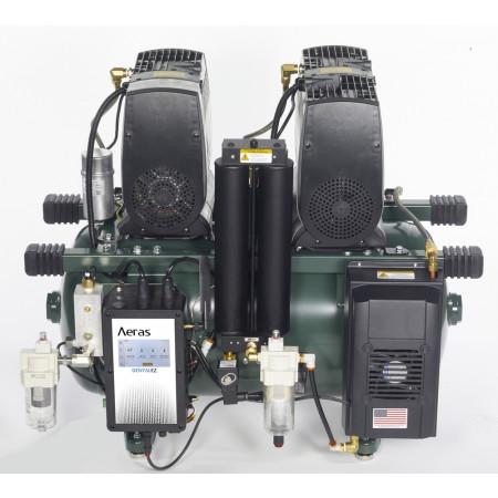 Ramvac Aeras Compressors - Distributed by Henry Schein
