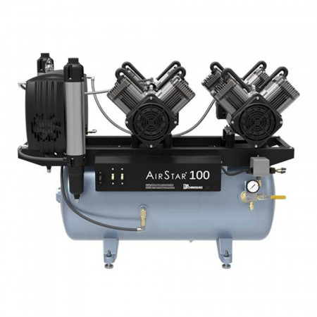 Air Techniques AirStar® 100 Air Compressor - Distributed by Henry Schein