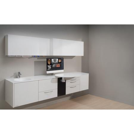 Dentsply Sirona ATHEN Cabinetry - Distributed by Henry Schein