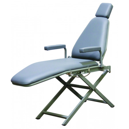 DNTLworks Basic Scissors Base Patient Chair - Distributed by Henry Schein