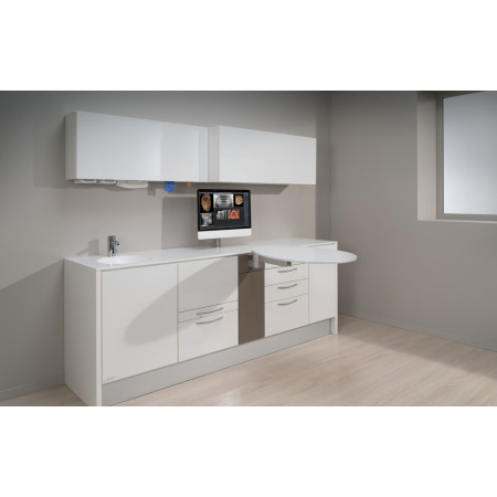 Dentsply Sirona COMPONERA Cabinetry - Distributed by Henry Schein