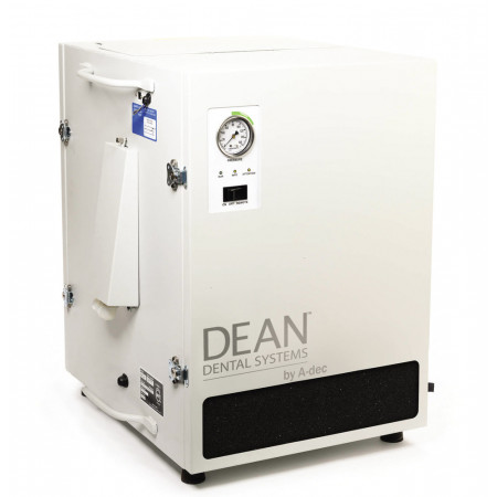 Dean Dental Systems by A-dec Modern Oil-Free Compressor - Distributed by Henry Schein