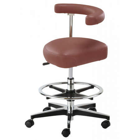 Royal D2120 Assistant Stool - Distributed by Henry Schein