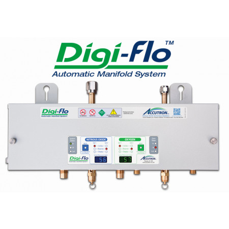 Crosstex Digi-Flo™ Automatic Switching Manifold System - Distributed by Henry Schein