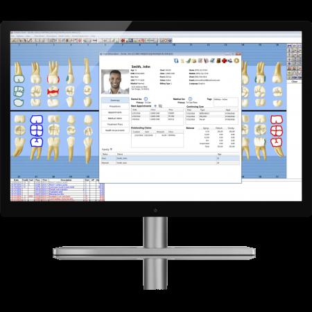 Dentrix® Enterprise – Practice Management System - Distributed by Henry Schein