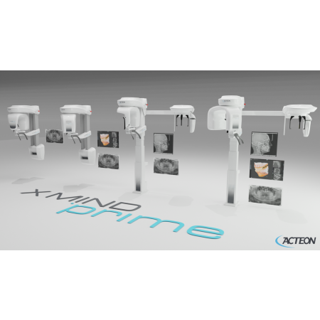 Acteon X-Mind Prime with Ceph  - Distributed by Henry Schein