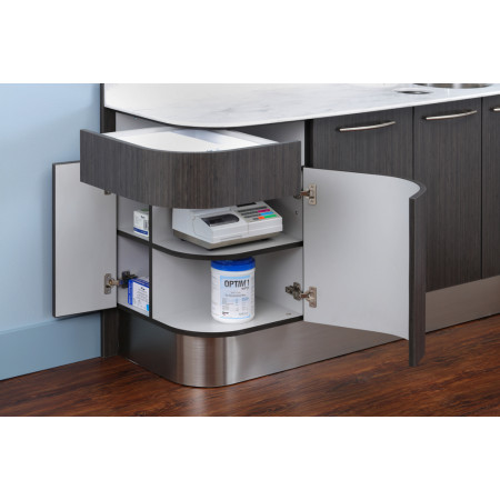 Biotec N7300-P Assistant's side Cabinet | Royal Dental - Distributed by Henry Schein