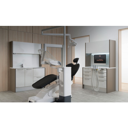 Dentsply Sirona GENOVA Cabinetry - Distributed by Henry Schein