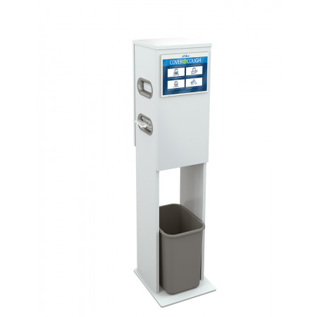 A-dec Protect & Sanitize Station - Distributed by Henry Schein