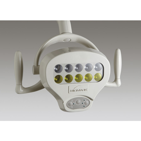 Midmark LED Operating Light - Distributed by Henry Schein