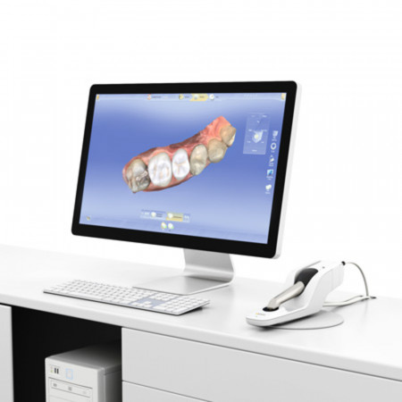 Dentsply Sirona CEREC Omnicam - Showroom Model - Distributed by Henry Schein