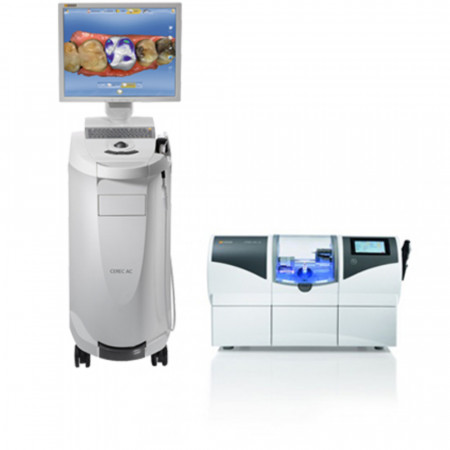 CEREC Omnicam AC + MC XL - Showroom Model - Distributed by Henry Schein