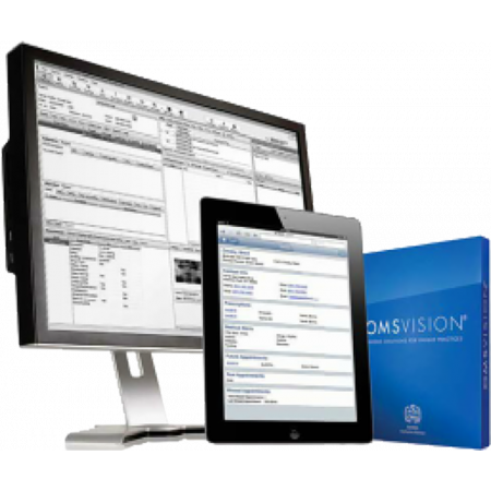 OMSVision® – Practice Management System - Distributed by Henry Schein