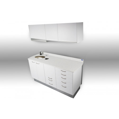 Planmeca®  Evolution Side Console - Distributed by Henry Schein
