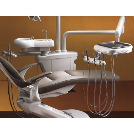Proma A6310 with Cuspidor | Royal Dental - Distributed by Henry Schein