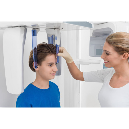 Air Techniques ProVecta® S-Pan Cephalometric X-Ray System - Distributed by Henry Schein