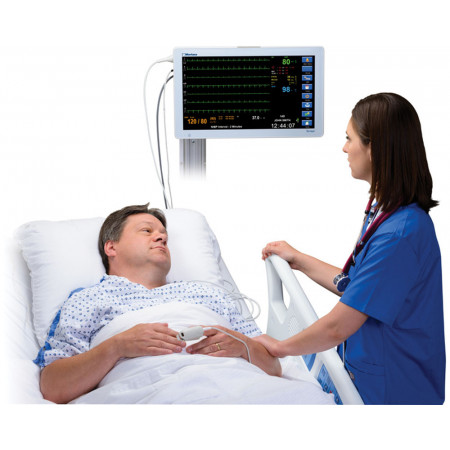 Welch Allyn Surveyor™ S19 Patient Monitor  - Distributed by Henry Schein
