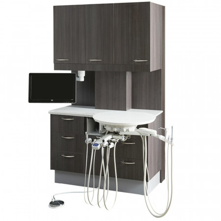 DCI Edge Series 4 Rear Cabinets - Distributed by Henry Schein