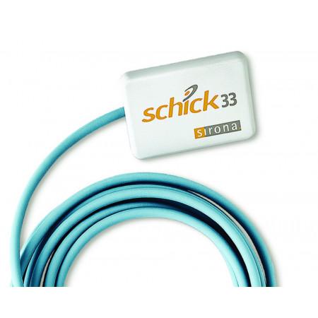 Dentsply Sirona Schick 33 Sensors (Sensor Kit) - Distributed by Henry Schein