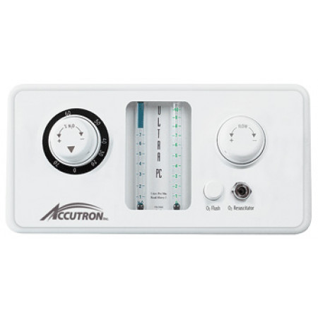 Accutron Ultra PC™ % Cabinet Mount Flowmeter - Distributed by Henry Schein
