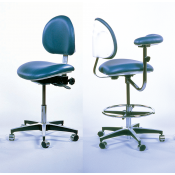 090/091 Doctor & Assistant Stools
