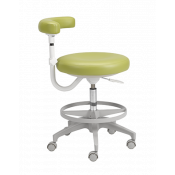 A-dec 422 Assistant stool with torso support