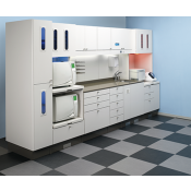 A-dec Preference Collection ICC Sterilization System