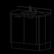D-8 Sink Unit