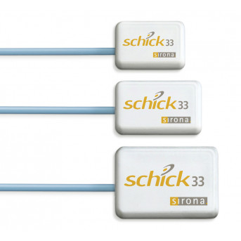 Schick 33 comes in Sizes 2, 1 & 0