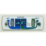 Porter MXR-D Flowmeter