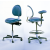 Belmont 090/091 Doctor & Assistant Stool - Distributed by Henry Schein