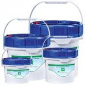 Solmetex PWS Amalgam Bucket