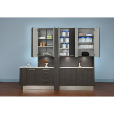 Biotec N7200-P Central Cabinet | Royal Dental - Distributed by Henry Schein