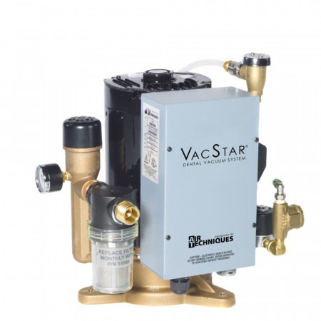 Air Techniques VacStar® 20 - Distributed by Henry Schein