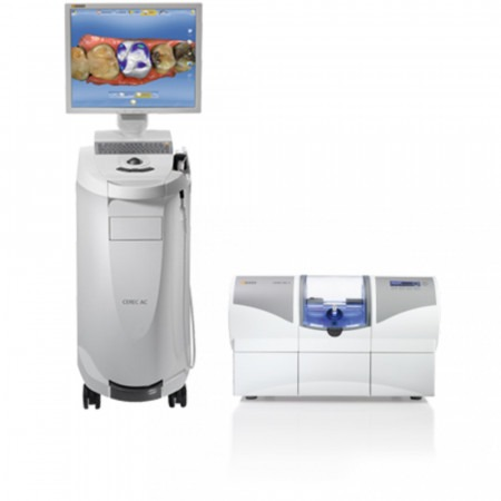 CEREC Omnicam AC + MC X - Showroom Model - Distributed by Henry Schein