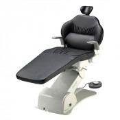 X-Calibur V Model B-50 Dental Chair with Plush Upholstery