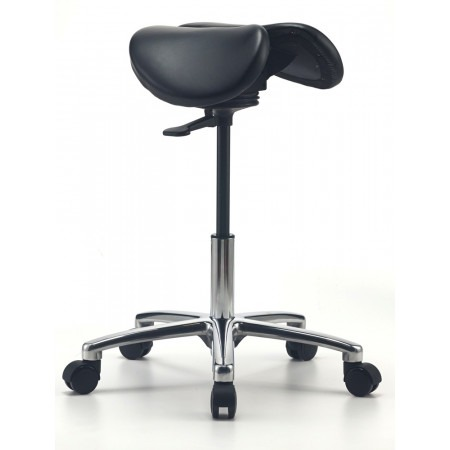 Brewer Company 135DSS Saddle Stool - Distributed by Henry Schein