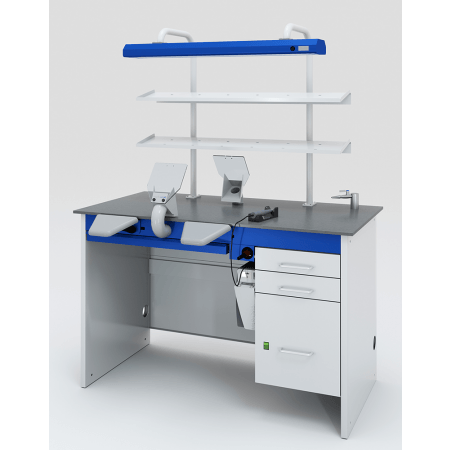DentalEZ InOffice™ Workstation  - Distributed by Henry Schein