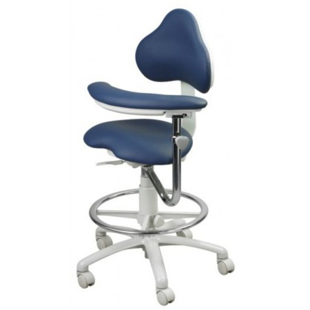 Brewer Company 9100 Assistant Stool Series - Distributed by Henry Schein